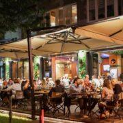 U srcu Sarajeva, restoran Dos Hermanos